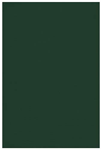 12 x 18 Cardstock - Green Linen (50 Qty.) | Perfect for Holiday Crafting, Invitations, Scrapbooking, Cards and so much more! |1218-C-GNLI-50