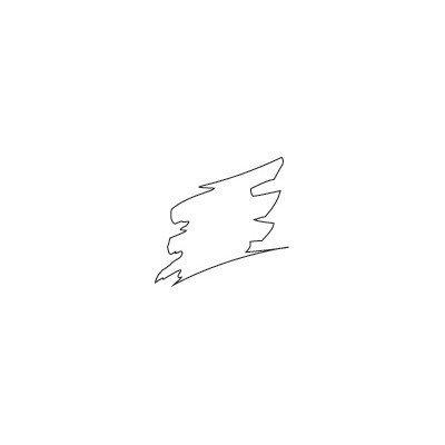 Verithin Pencil (Set of 12) Color: White by Prismacolor