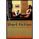 The Norton Anthology of Short Fiction, Cassill, R. V., 0393946258