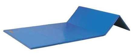 Folding Mat, V2, Royal Blue, 12 x 6 Ft