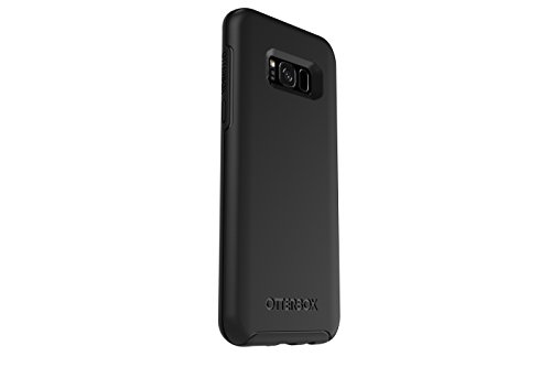OtterBox SYMMETRY SERIES for Samsung Galaxy S8+ - Retail Packaging - BLACK