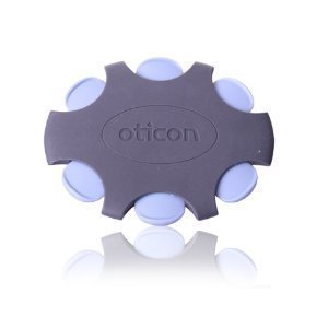 Oticon Genuine No Wax Filters ....... (NOT Pro Wax) by Hearing Aid Battery Club