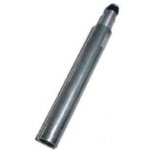 TNI バルブエクステンダー 中継ぎタイプ (アルミ) 1本 Dタイプ(60mm) シルバー