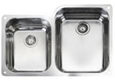 Marvel Double Bowl Undermount Stainless Steel Kitchen Sink MODEL ...
