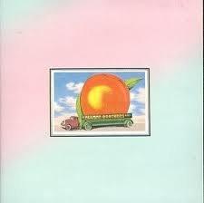 Allman Brothers Band Eat A Peach - Eat a Peach