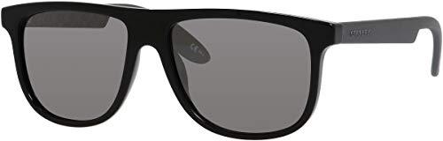 Carrera Carrerino 13/S Sunglasses Black Silver/Black Mirror