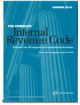The Complete Internal Revenue Code Winter 2011, , 0781104475