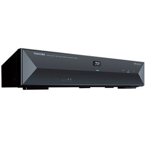 東芝 320GB 2チューナー ブルーレイレコーダー VHS一体型 D-BW500 B004M7HVOA