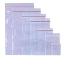 Imballaggi2000 Buste bustine a zip minigrip con chiusura a pressione confezione da pezzi 100 (27x38)