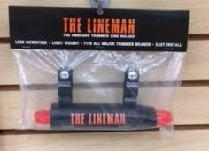 THE LINEMAN Onboard Trimmer line Holder