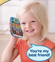 21Dw4FEh+8L VTech Call and Chat Learning Phone