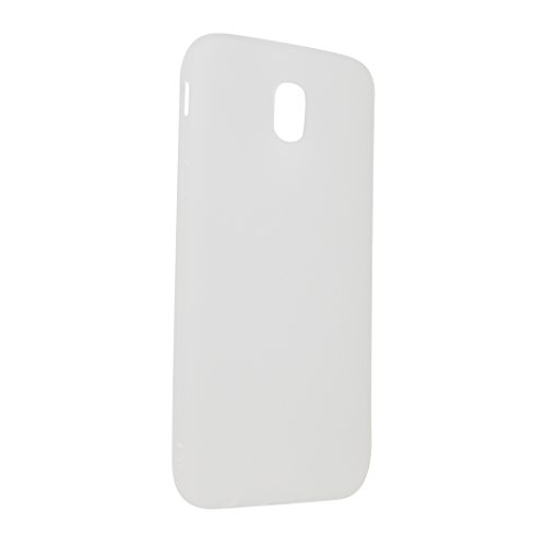 Galaxy J5 2017 Hülle Dünn Silikon, Asnlove Handy Schutzhülle für Samsung Galaxy J5 2017 Hülle TPU Silikon Backcover Case Handytasche Einfarbig Telefon-Kasten Tasche Schutz Cover Design Rot 2er white