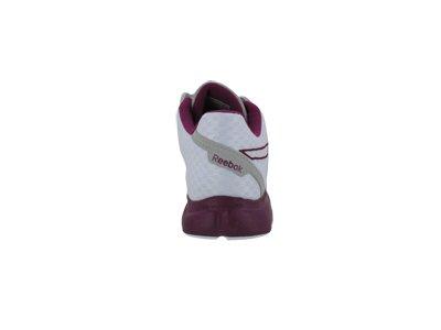 Chaussure De Fitness Reebok Tempo Flex Femme Blanc / Berry