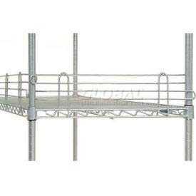 Nexel Industries Silver EP Shelf Ledge - 54W X 4H, AL454EP
