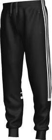 Adidas ESS 3S Chall.PT - Pantalón de Chándal de productos de entrenamiento para hombre, talla 180 cm, color negro / blanco