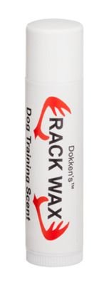 Find Discount Dokken's Rack Wax Dog Training Scent, .15 Ounce (4.25 Grams)