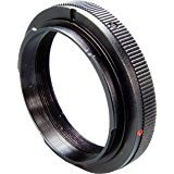 T-Mount Adapter Ring for Canon EOS AF Camera