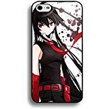 Iphone 6 Plus/6S Plus 5.5 Inch Phone Case Akame Ga Kill Zero Classic Akama Charming Skin Cover