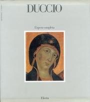 Duccio: l'Opera Completa (Italian Edition)