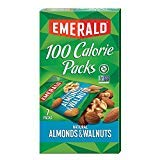 Product of Emerald 100 Calorie Pack Walnuts and Almonds – 7 pks./box- Pack of 3 – [Bulk Savings] Review