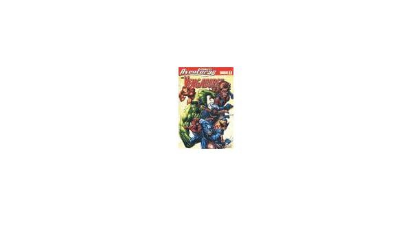 Los Vengadores 2 - Marvel Aventuras: MARVEL COMICS ...