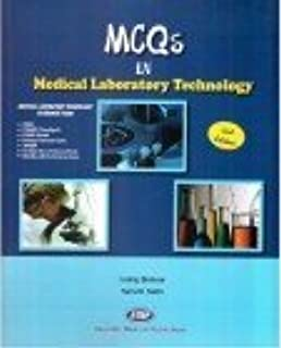 Buy Mcqs In Medical Laboratory Technology Book Online at Low Prices