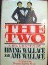 The Two, Irving Wallace and Amy Wallace, 0671226274