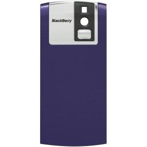 BlackBerry Pearl 8100 Battery Door Cover (Blue) ()