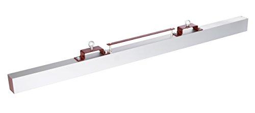 Vestil HFMS-72 Magnetic Sweeper Forklift Hanger, Release Lever, 5