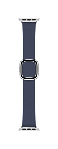 Apple Modern Buckle Band - 38mm - Blue - Small by Apple