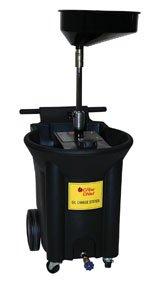 (JohnDow Industries Crew Chief 22-Gallon Portable Poly Oil Drain (JDI-22DCX))