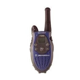 Clip Belt Faceplate Blue (Motorola T5410 Talkabout FRS Two-Way Radio)
