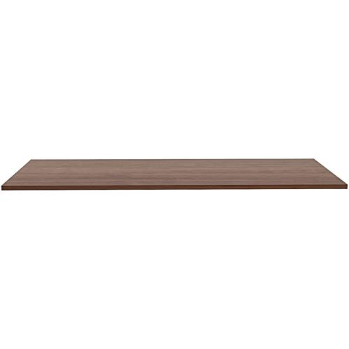 Lorell 34407 Active Office Relevance Table Top, Walnut,Laminated by Lorell (Image #1)