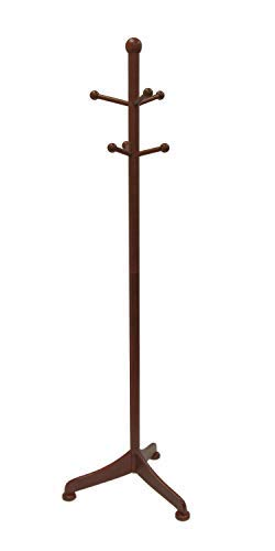 - Winsome Wood Coat Hanger, Walnut
