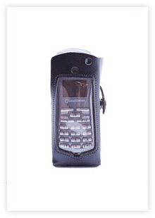 Phone Gsp 1700 Satellite - Globalstar Leather Case for GSP-1700 Satellite Phone
