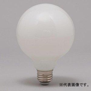 アイリスオーヤマ 【ケース販売特価 20個セット】 LEDフィラメント電球 ボール電球タイプ ホワイトタイプ 一般電球80形相当 電球色 密閉形器具対応 E26口金 LDG9L-G-FW_set B075YSRPH1