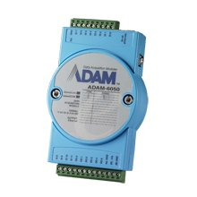 Adam Modules - ADVANTECH ADAM-6050-D 18-Ch Isolated DI/O Modbus TCP Module, Ethernet I/O Module.