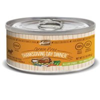 Merrick Grain Free Thanksgiving Day Dinner Classic Recipe Toy Small Breed Canned Dog Food