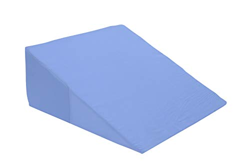 Essential Medical Supply Elevating Foam Bed Wedge for User Comfort and Support, 12 Inch