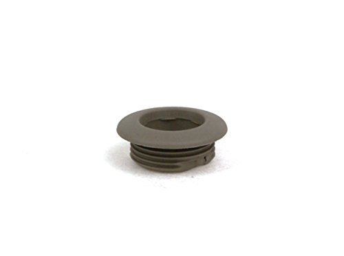 Genuine Volvo 39978890, Door Panel Lock Knob Bushing (Oak/Arena)