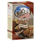 Whole Wheat Bran Muffins - Hodgson Mill Bran Muffin Mix 7-Ounce Boxes (Pack of 2), Whole Wheat Bran Muffin Mix, Cholesterol-Free, Good Source of Fiber