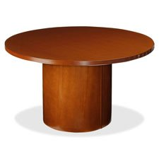 LLR88025 - Lorell 46quot; Round Table Top by Lorell