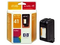 51641AC HP 41 Tri-color Ink Cartridge 51641AC - 1150cse Ink