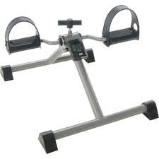 Gold's Gym Folding Upper & Lower Body Cycle with Monitor by Golds Gym