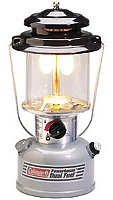 Coleman Two-Mantle Dual Fuel Powerhouse Lantern, Outdoor Stuffs