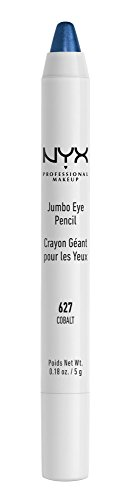 NYX PROFESSIONAL MAKEUP Jumbo Eye Pencil, Cobalt, 0.18 Ounce