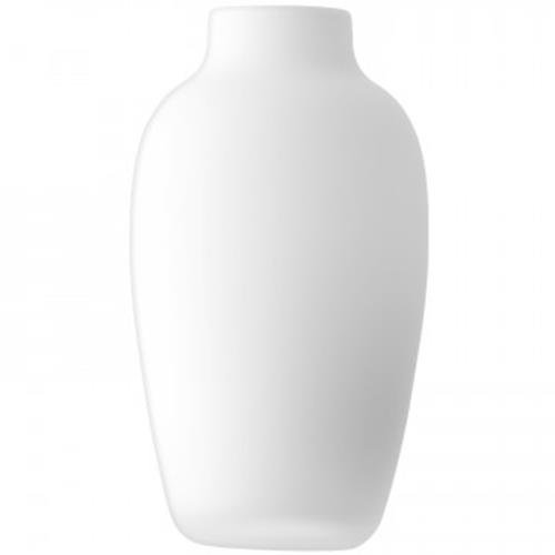 LSA (エルエスエー) G1244-35-363 CASHMERE(カシミア) フラワーベース (花器) ホワイト B015G2ZJ70ホワイト