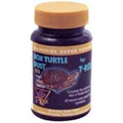 T-Rex Box Turtle Dust Super Food - Insect Cricket Balancer 1.75 oz