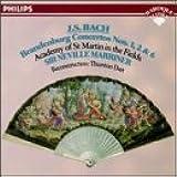 Bach-Marinner-Concetos Brandebourgeois N 1,2 & 6