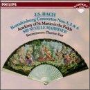 Bach: Brandenburg Concerti 1,2,6